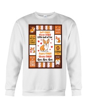 Corgi - Soft - Warm - Little Ball Of Fur Crewneck Sweatshirt thumbnail
