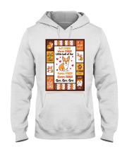 Corgi - Soft - Warm - Little Ball Of Fur Hooded Sweatshirt thumbnail