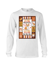 Corgi - Soft - Warm - Little Ball Of Fur Long Sleeve Tee thumbnail