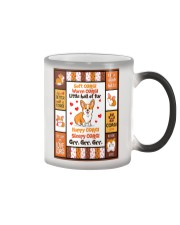 Corgi - Soft - Warm - Little Ball Of Fur Color Changing Mug thumbnail