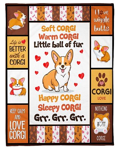 Corgi - Soft - Warm - Little Ball Of Fur