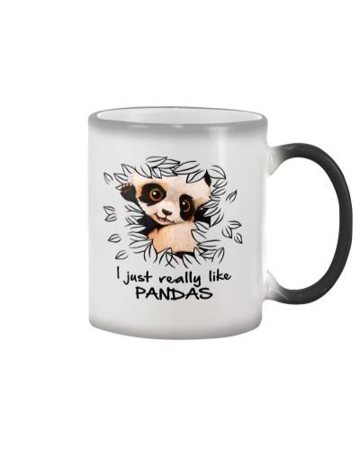 Limited Edition - i just really like pandas