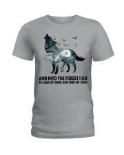 Limited Edition - And Into The Forest I Go Ladies T-Shirt thumbnail