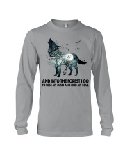 Limited Edition - And Into The Forest I Go Long Sleeve Tee thumbnail