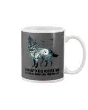Limited Edition - And Into The Forest I Go Mug thumbnail