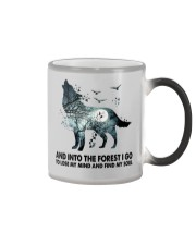 Limited Edition - And Into The Forest I Go Color Changing Mug thumbnail