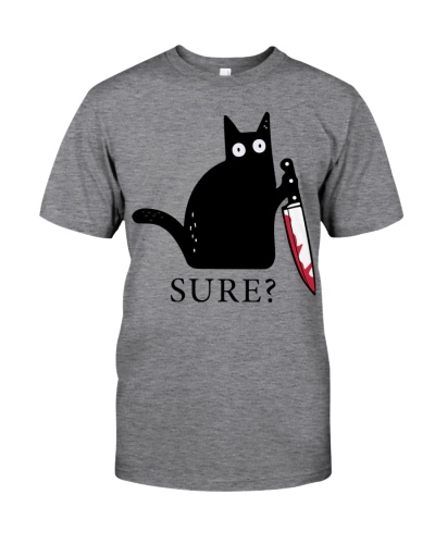 Limited Edition - Cat Sure