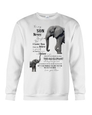 I Can Promise To Love You For The Rest Of Mine Crewneck Sweatshirt thumbnail
