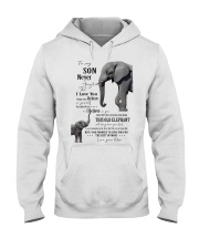 I Can Promise To Love You For The Rest Of Mine Hooded Sweatshirt thumbnail
