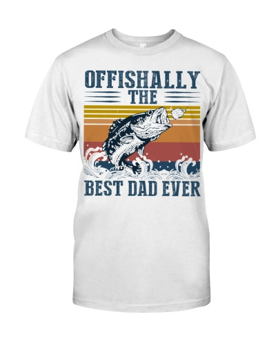 Limited Edition - Offishally The Best Dad Ever