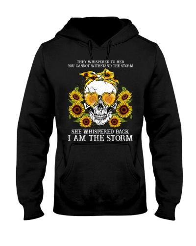 She Whispered Back - I Am The Storm