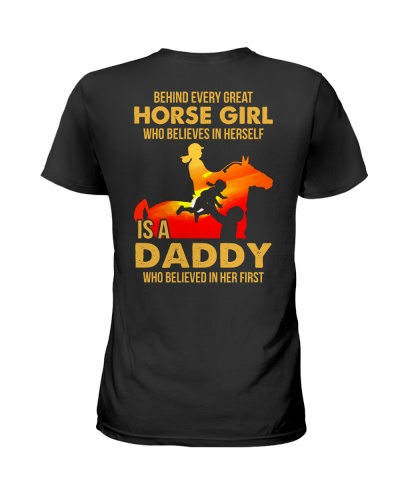 Limited Edition - Behind Every Great Horse Girl