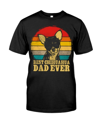 Limited Edition - Best Chihuahua Dad Ever