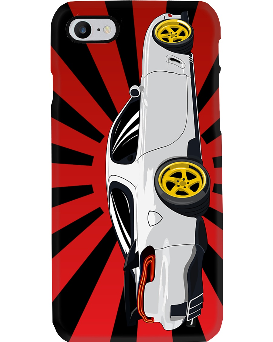 RX7 White Phone Case