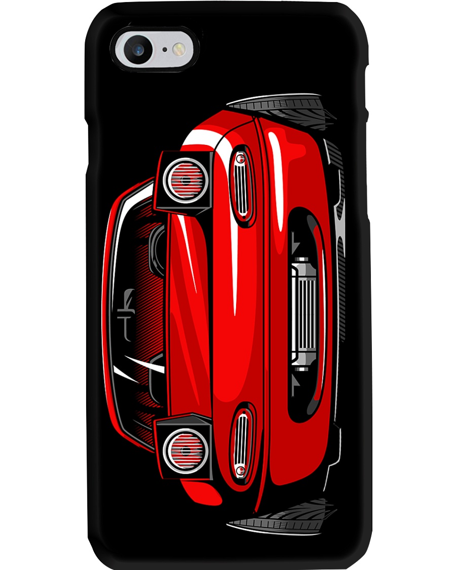 Miata Red Phone Case