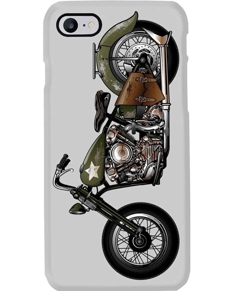 Motorcycle Crew Phone Case