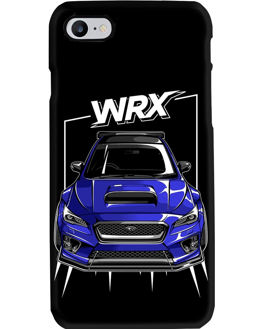 WRX Blue Phone Case