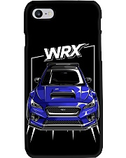 WRX Blue Phone Case i-phone-7-case