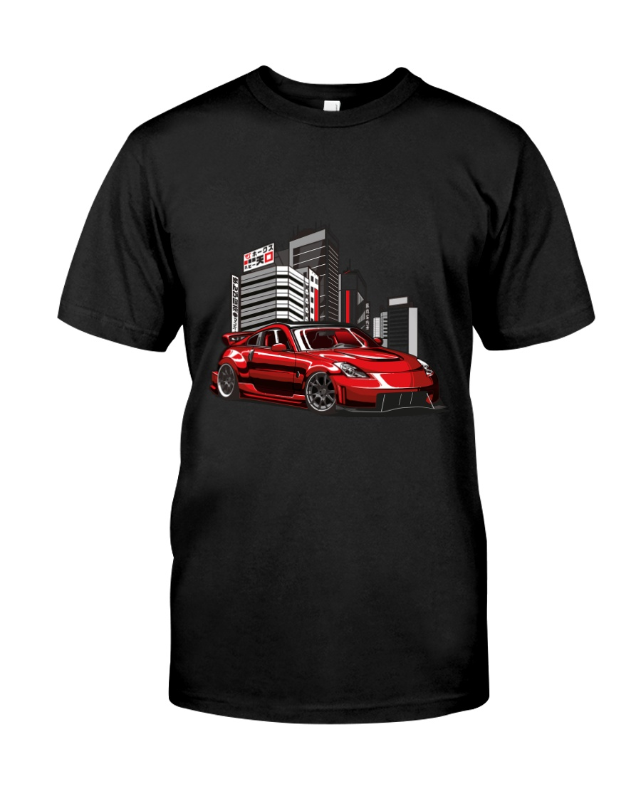 350Z Red Classic T-Shirt