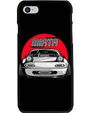 Miata White Phone Case i-phone-7-case