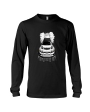 EVO Burnout White Long Sleeve Tee thumbnail