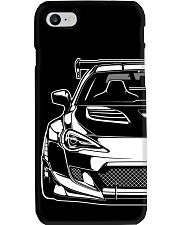 GT86 Black Phone Case i-phone-7-case