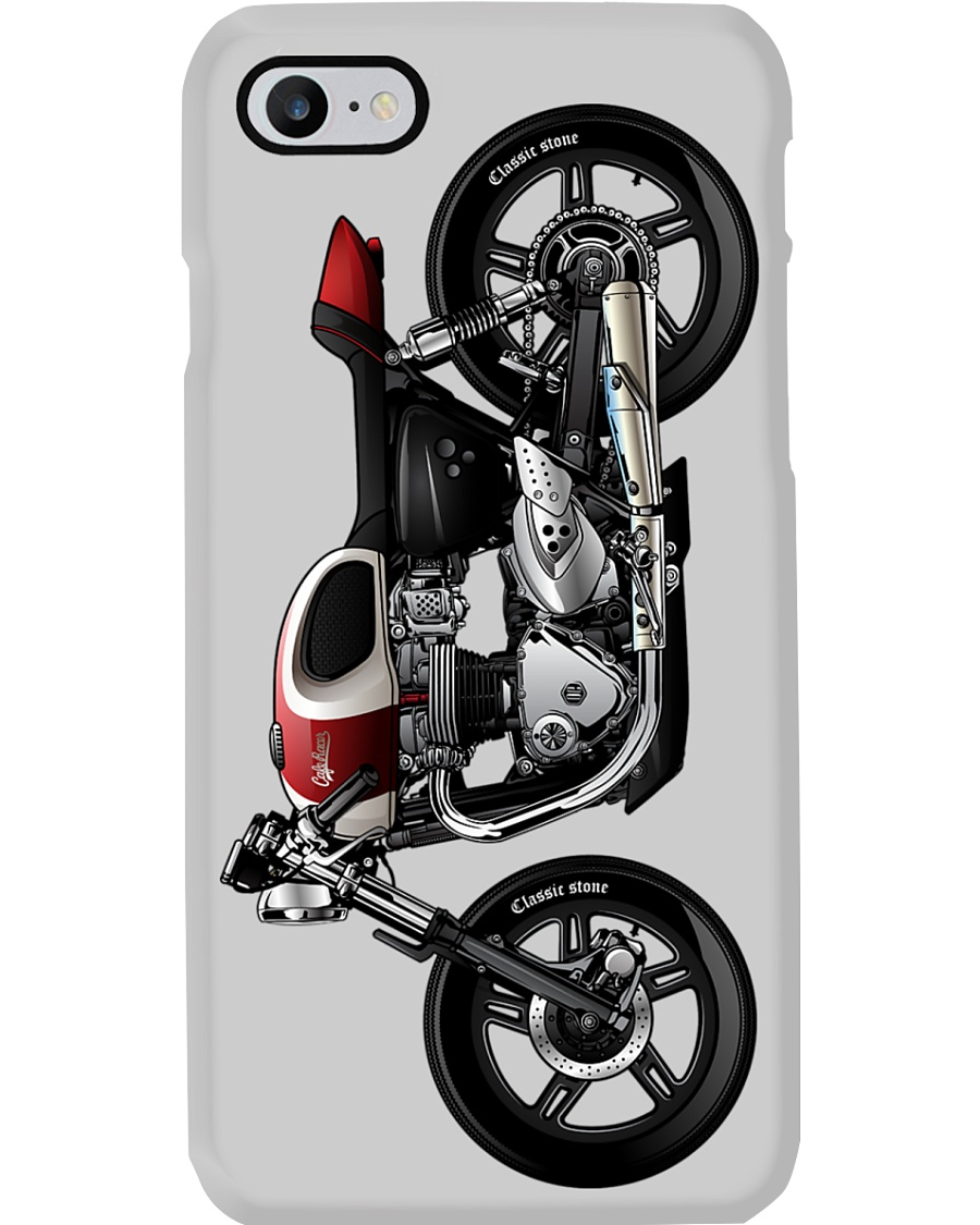 Cafe Racers Crew Phone Case