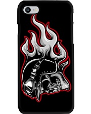 Moto skull Phone Case i-phone-7-case