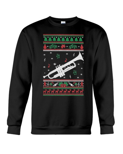 Trumpet Ugly Christmas