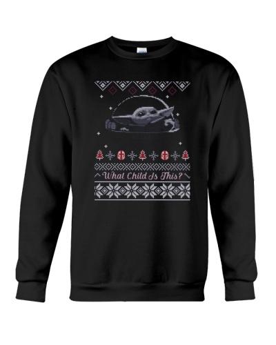 Star Wars Mandalorian Baby Yoda Christmas Sweater