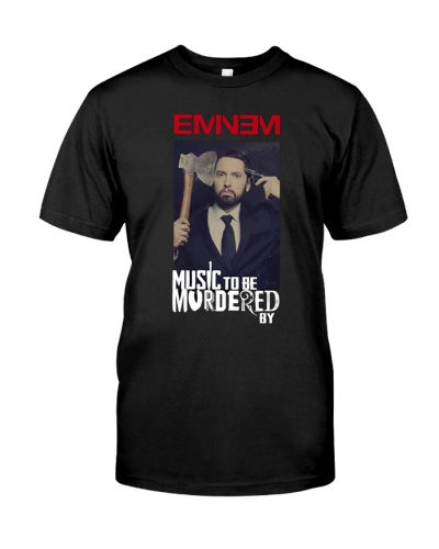 Music To Be Murdered By' MTBMB New Album T Shirt