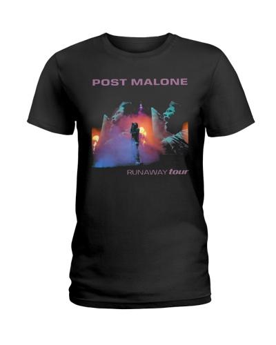 POST MALONE Runaway Tour 2020 T-Shirt
