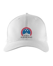 Detroit Bowling News Items  Embroidered Hat thumbnail