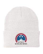 Detroit Bowling News Items  Knit Beanie thumbnail