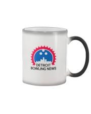 Detroit Bowling News Items  Color Changing Mug thumbnail
