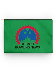 Detroit Bowling News Items  Accessory Pouch - Large front