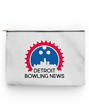 Detroit Bowling News Items  Accessory Pouch - Large thumbnail