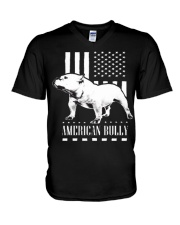 BULLY-love V-Neck T-Shirt thumbnail