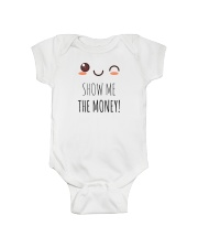 SHOW ME THE MONEY T SHIRT AND APPAREL Onesie thumbnail