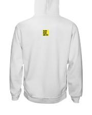 Black Lives Matter Apparel Hooded Sweatshirt back