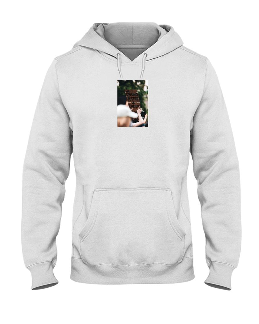 Black Lives Matter Apparel Hooded Sweatshirt