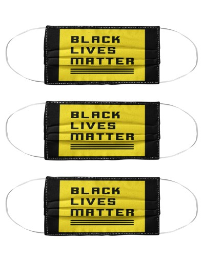 Black Lives Matter Face Mask