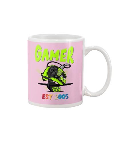 gamer est 2005
