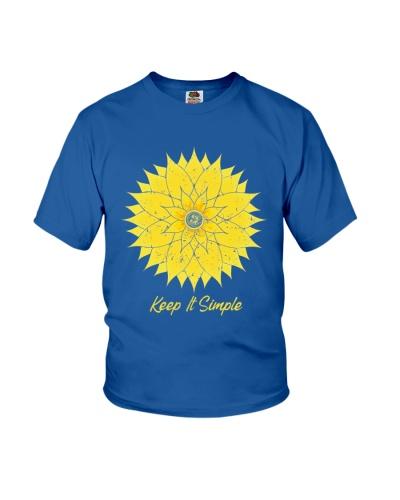 Sunflower Keep It Simple