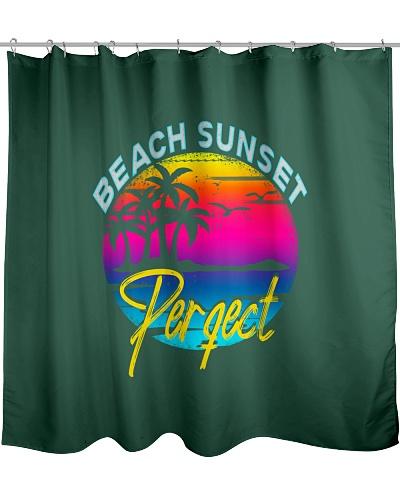 Beach Sunset Perfect