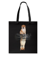 Shiba Inu Be Yourself Tote Bag tile