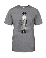 Border Collie Be Yourself Classic T-Shirt tile