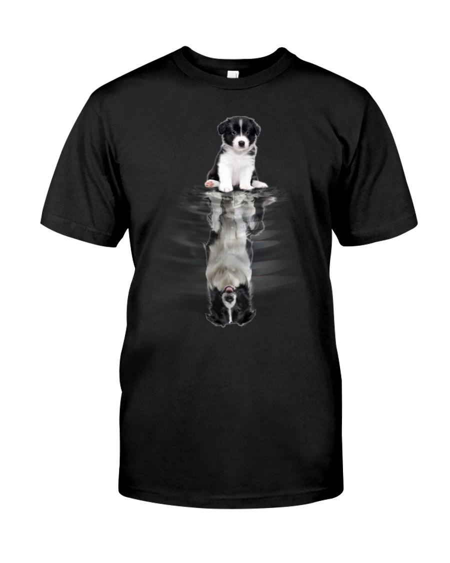 Border Collie Be Yourself Classic T-Shirt