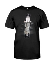 Border Collie Be Yourself Classic T-Shirt front