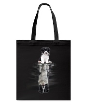 Border Collie Be Yourself Tote Bag thumbnail